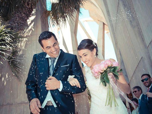 La boda de Dario y Maribel en Xàbia/jávea, Alicante 27