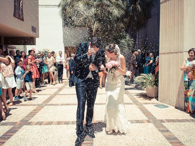 La boda de Dario y Maribel en Xàbia/jávea, Alicante 28