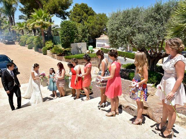 La boda de Dario y Maribel en Xàbia/jávea, Alicante 29