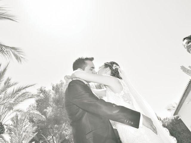 La boda de Dario y Maribel en Xàbia/jávea, Alicante 31