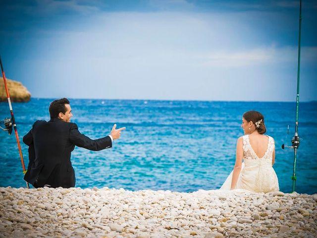 La boda de Dario y Maribel en Xàbia/jávea, Alicante 47