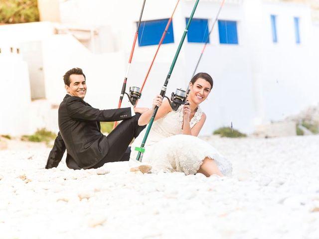 La boda de Dario y Maribel en Xàbia/jávea, Alicante 49