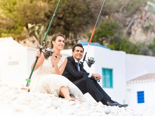 La boda de Dario y Maribel en Xàbia/jávea, Alicante 50