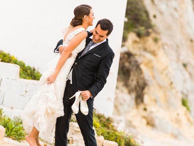 La boda de Dario y Maribel en Xàbia/jávea, Alicante 56