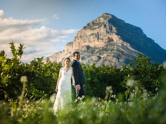 La boda de Dario y Maribel en Xàbia/jávea, Alicante 59