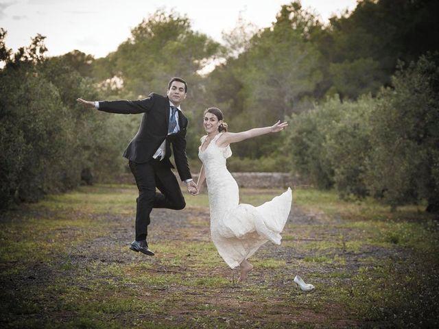 La boda de Dario y Maribel en Xàbia/jávea, Alicante 62