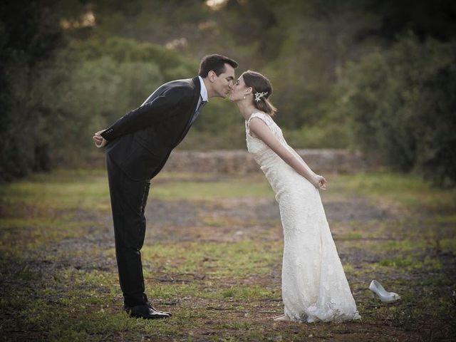 La boda de Dario y Maribel en Xàbia/jávea, Alicante 2
