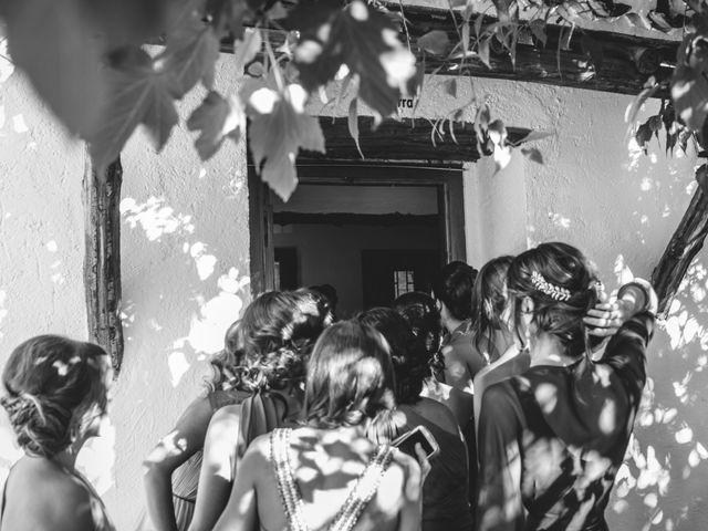 La boda de Alejandra y Antonio en La Zubia, Granada 9