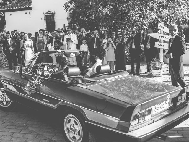 La boda de Alejandra y Antonio en La Zubia, Granada 19