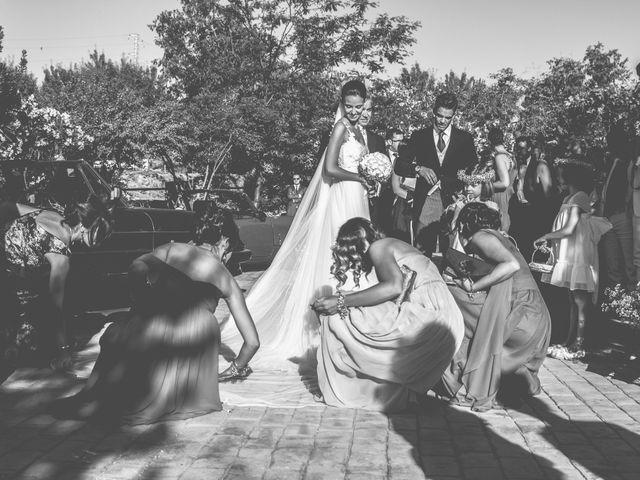 La boda de Alejandra y Antonio en La Zubia, Granada 21