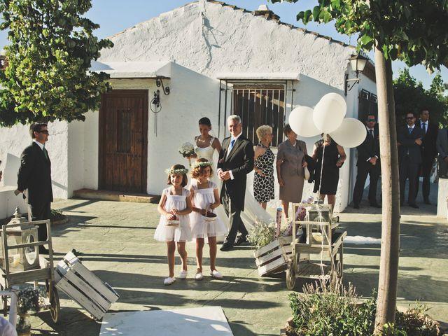 La boda de Alejandra y Antonio en La Zubia, Granada 22