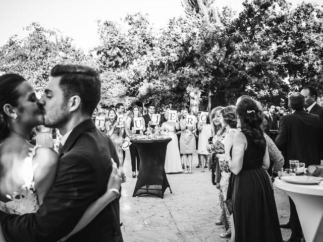 La boda de Alejandra y Antonio en La Zubia, Granada 1