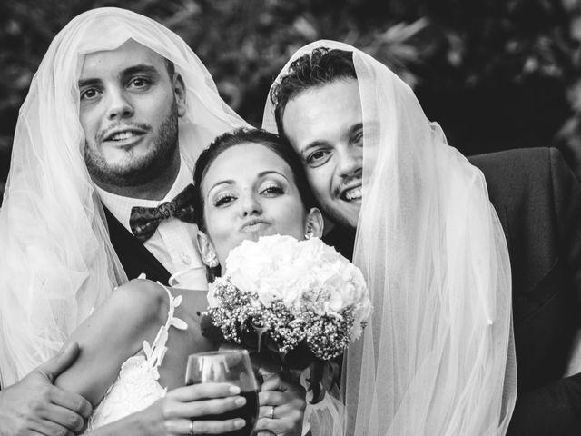 La boda de Alejandra y Antonio en La Zubia, Granada 34