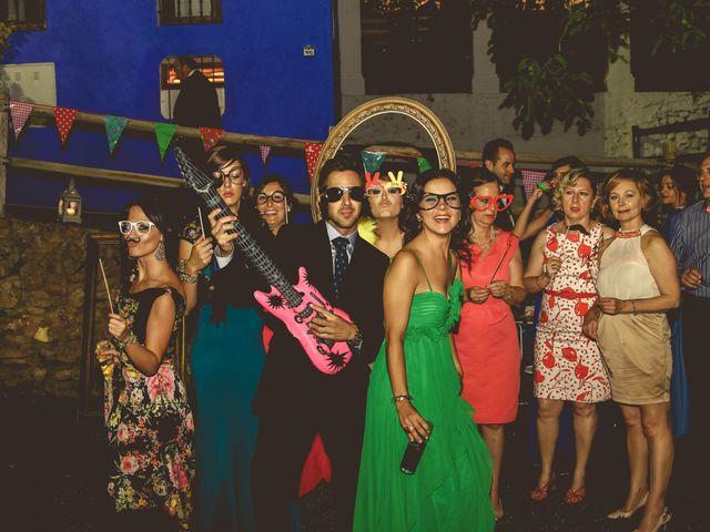 La boda de Alejandra y Antonio en La Zubia, Granada 45