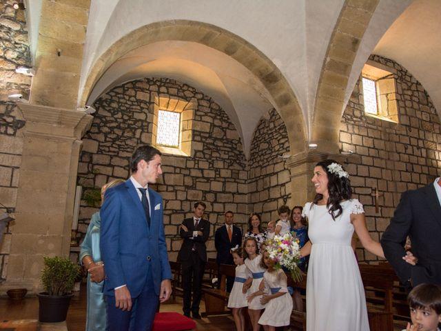 La boda de Javier y Leire en Sopelana, Vizcaya 8