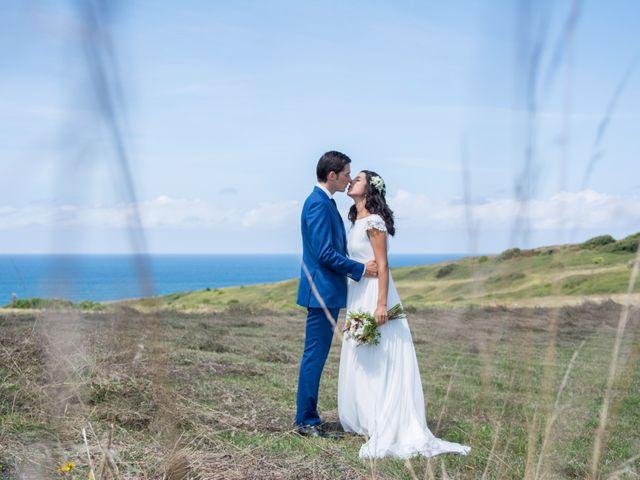 La boda de Javier y Leire en Sopelana, Vizcaya 20