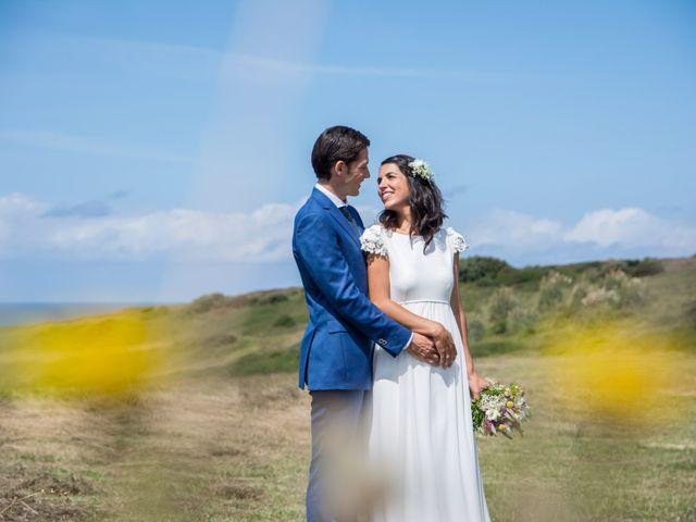 La boda de Javier y Leire en Sopelana, Vizcaya 22