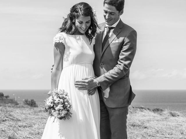 La boda de Javier y Leire en Sopelana, Vizcaya 24