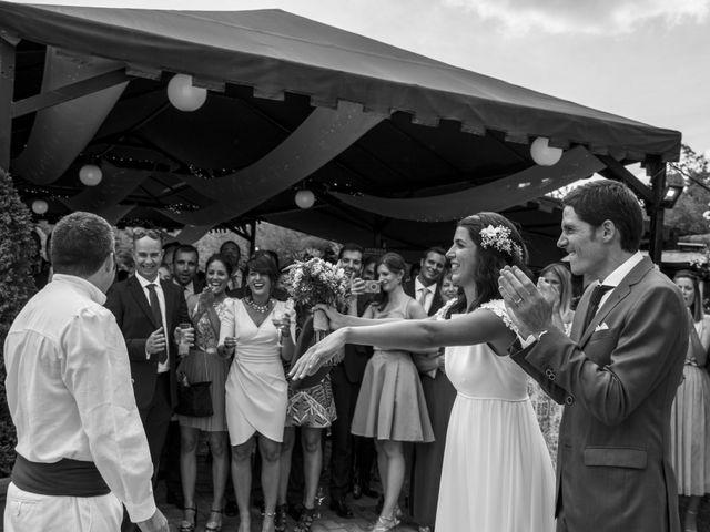 La boda de Javier y Leire en Sopelana, Vizcaya 31