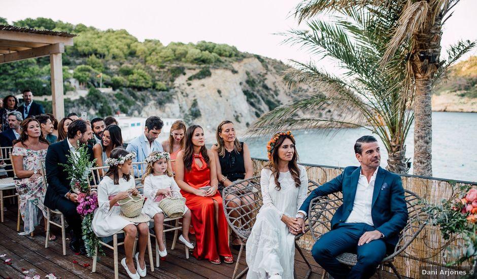 La boda de Chiqui y Vicky en Xàbia/jávea, Alicante