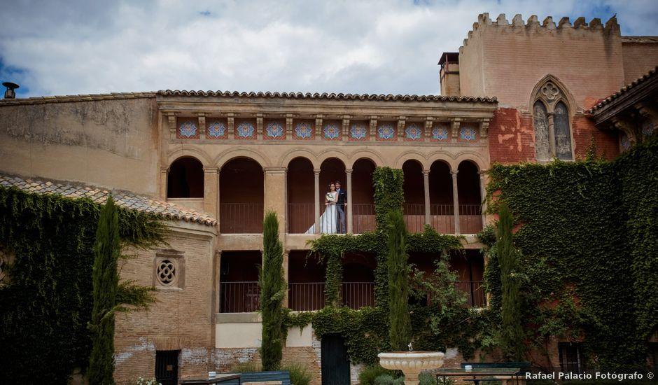 La boda de Gonzalo y Carlota en Zaragoza, Zaragoza