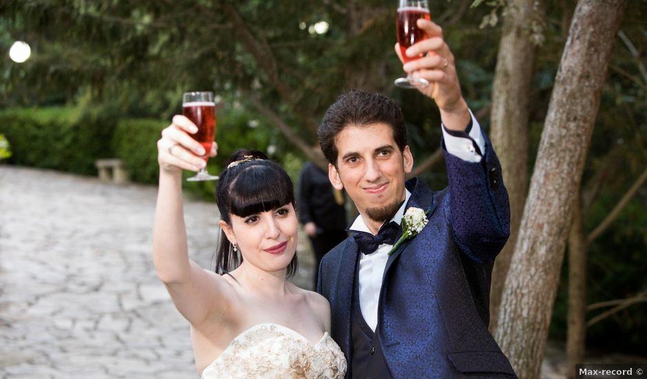 La boda de Eduard y Desirée en Santpedor, Barcelona