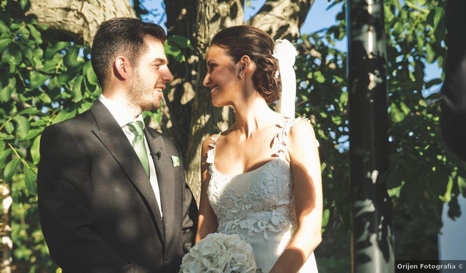 La boda de Alejandra y Antonio en La Zubia, Granada