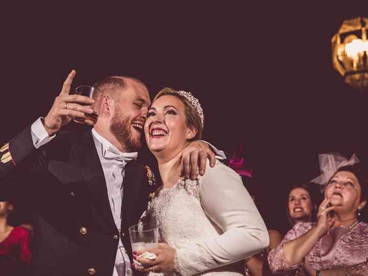 La boda de Isa y Javi