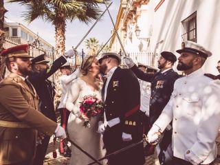 La boda de Isa y Javi 1