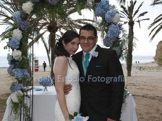 La boda de Trisha  y Fredy