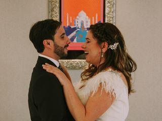 La boda de Noe y Manu