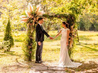 La boda de Angel y Janire