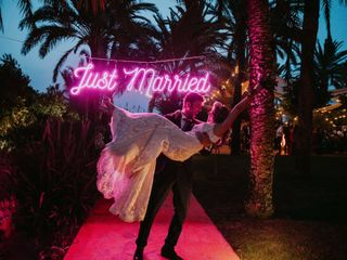 La boda de Andrej y Sarai