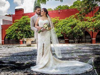 La boda de Shelbi y Steve