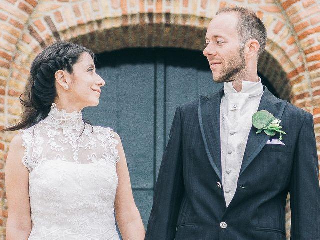 La boda de Celeste y Paul