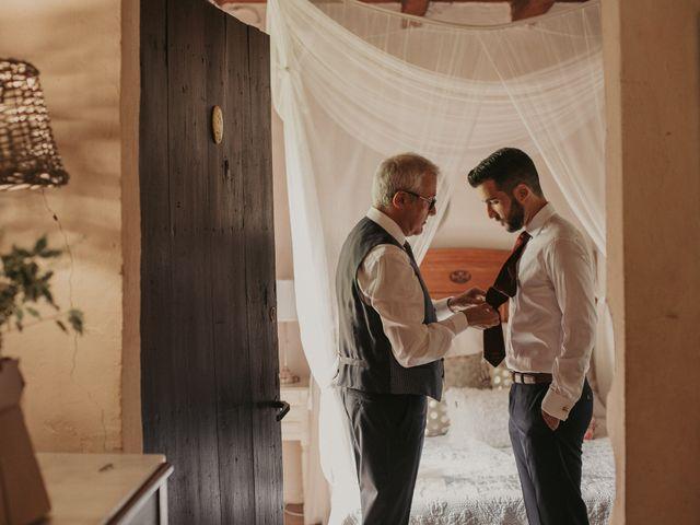 La boda de Alejandro y Eukene en Vilanova De Sau, Barcelona 6