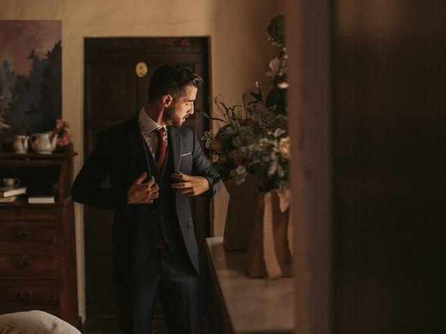 La boda de Alejandro y Eukene en Vilanova De Sau, Barcelona 7
