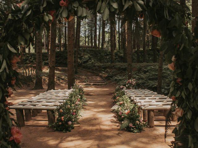 La boda de Alejandro y Eukene en Vilanova De Sau, Barcelona 10