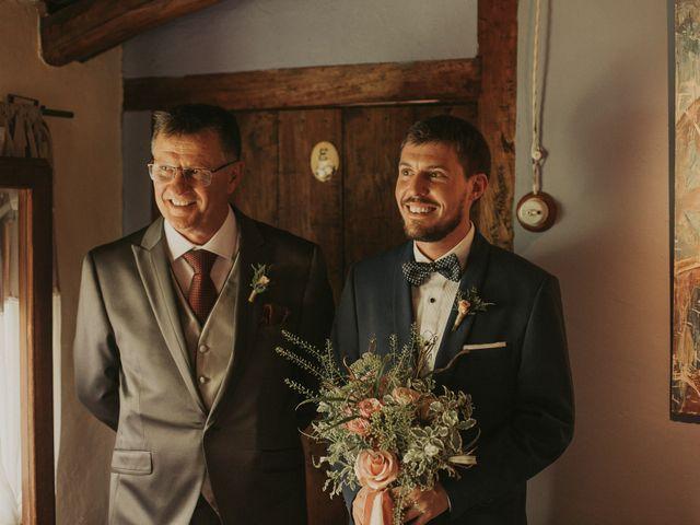 La boda de Alejandro y Eukene en Vilanova De Sau, Barcelona 14