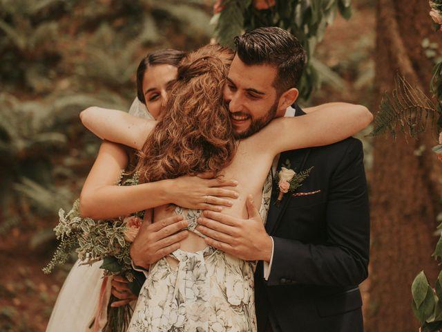 La boda de Alejandro y Eukene en Vilanova De Sau, Barcelona 24