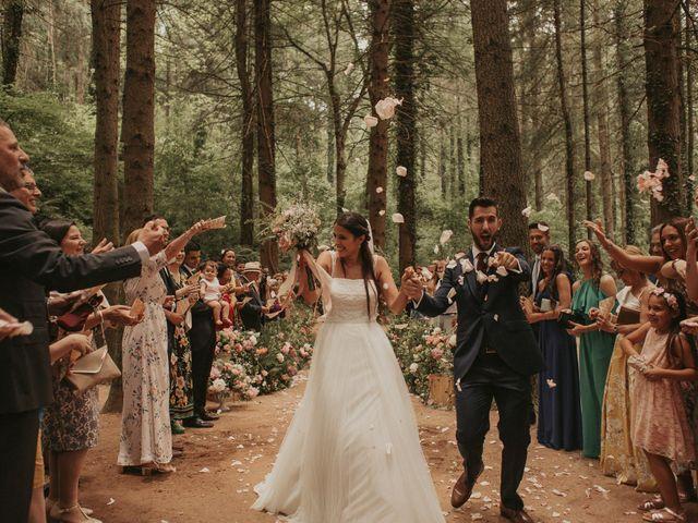 La boda de Alejandro y Eukene en Vilanova De Sau, Barcelona 27