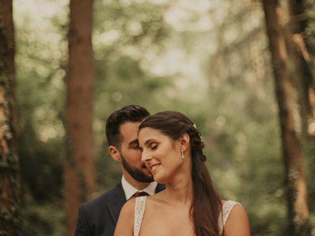 La boda de Alejandro y Eukene en Vilanova De Sau, Barcelona 34