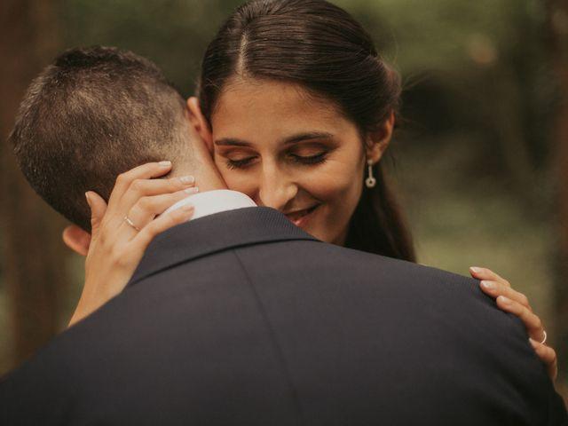 La boda de Alejandro y Eukene en Vilanova De Sau, Barcelona 35