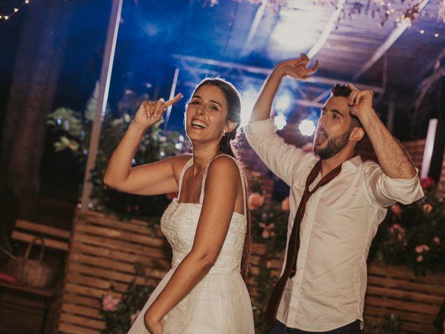 La boda de Alejandro y Eukene en Vilanova De Sau, Barcelona 54