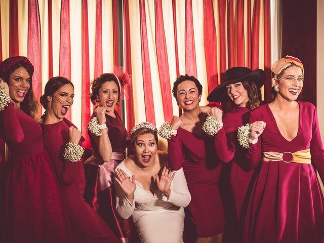 La boda de Javi y Isa en Sevilla, Sevilla 27