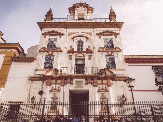 La boda de Javi y Isa en Sevilla, Sevilla 29