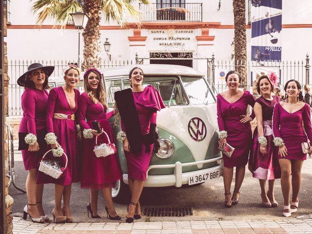 La boda de Javi y Isa en Sevilla, Sevilla 31