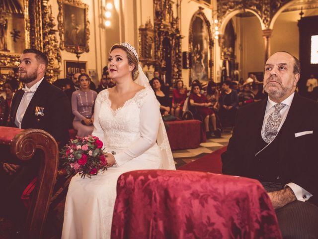 La boda de Javi y Isa en Sevilla, Sevilla 40