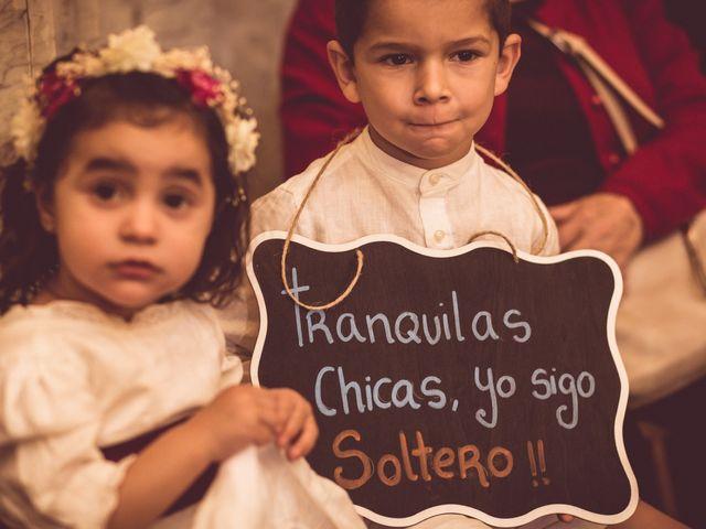 La boda de Javi y Isa en Sevilla, Sevilla 42