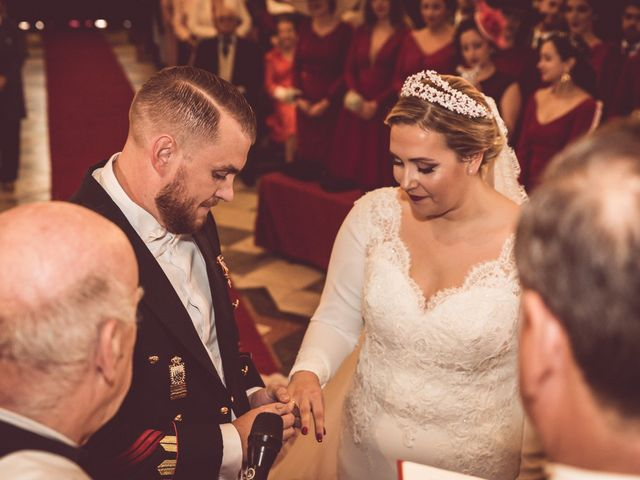 La boda de Javi y Isa en Sevilla, Sevilla 46